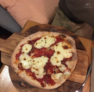 Hills & Mills Flatbread Pizza