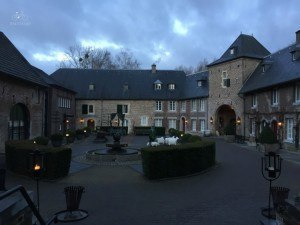 Kasteel Terworm Castle Courtyard