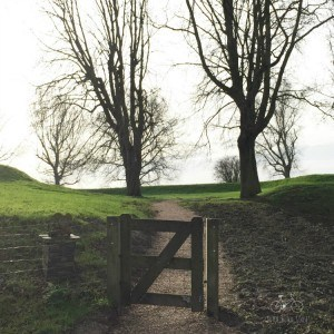 Through the Gate at Slot Loevestein