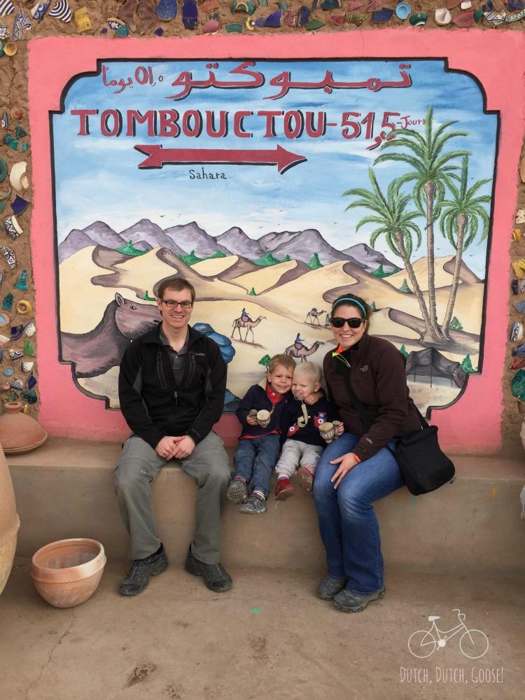Tombouctou Family Photo