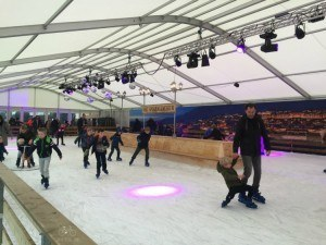 Winter Station Ice Skating
