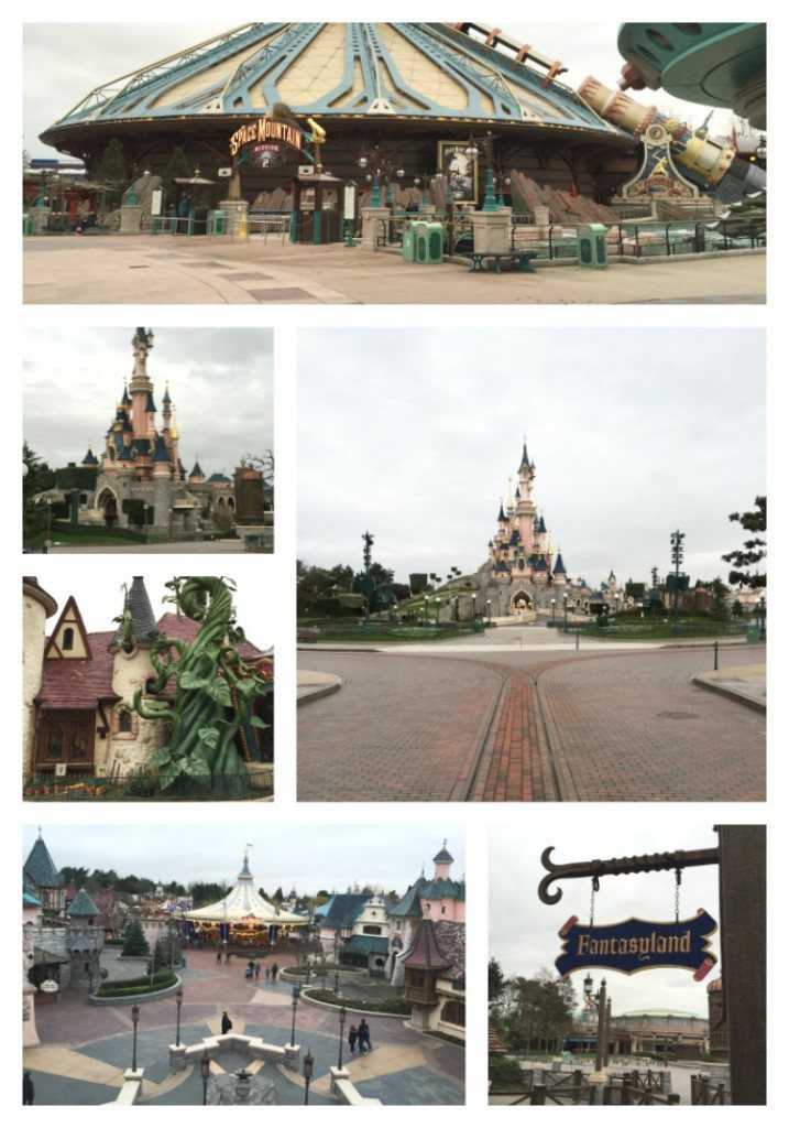 Magic Hours Disneyland Paris