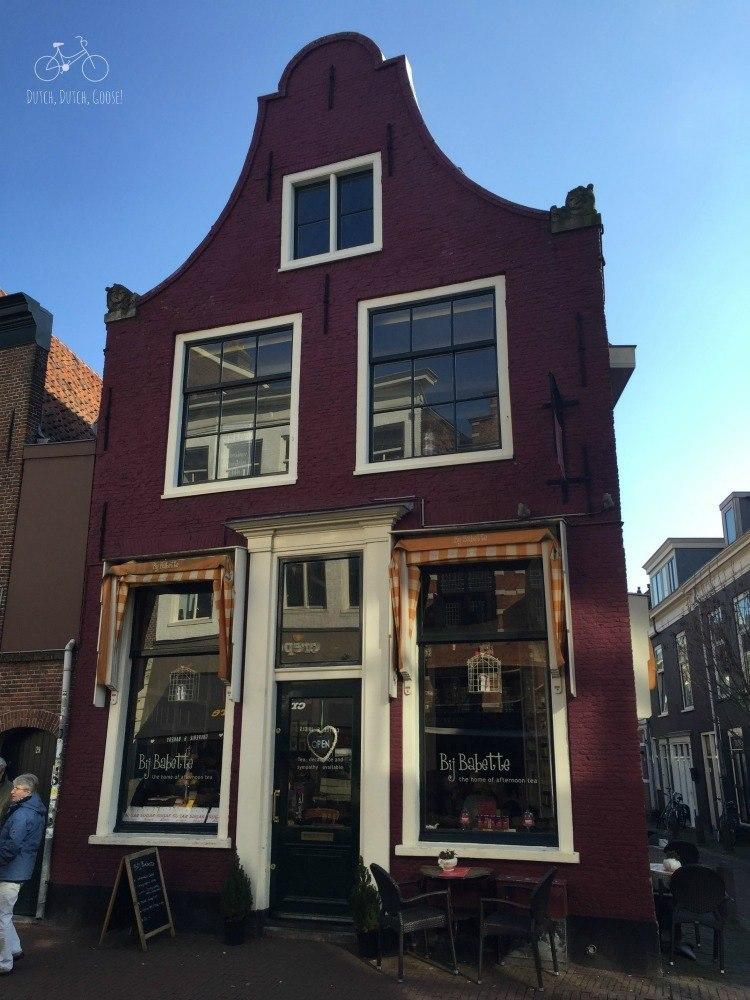 Bij Babetta Haarlem