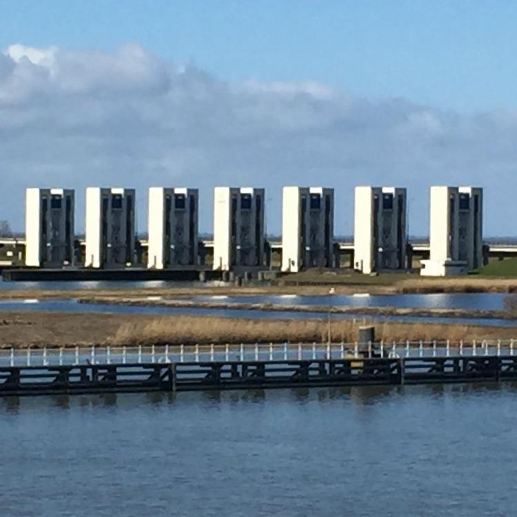 Flevoland Flood Gates