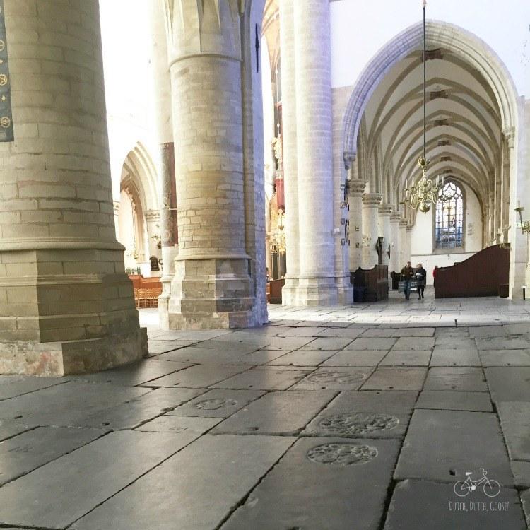 St. Bavo inside