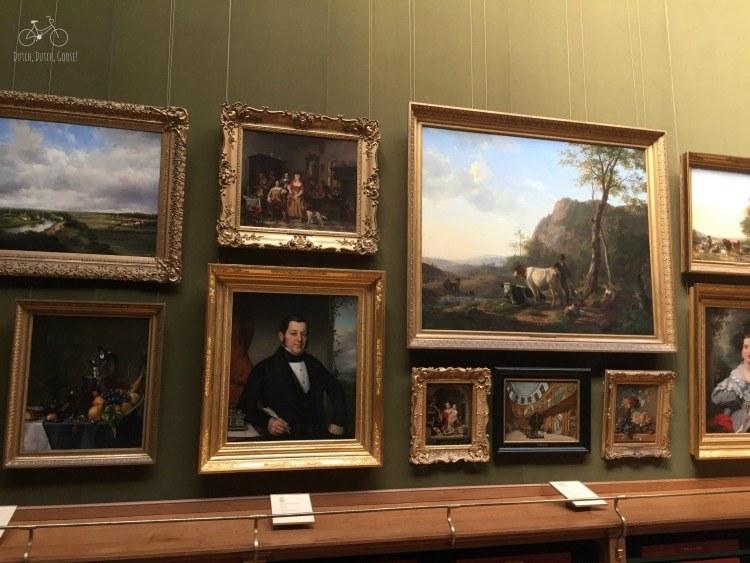 Teylers Museum Portrait Gallery