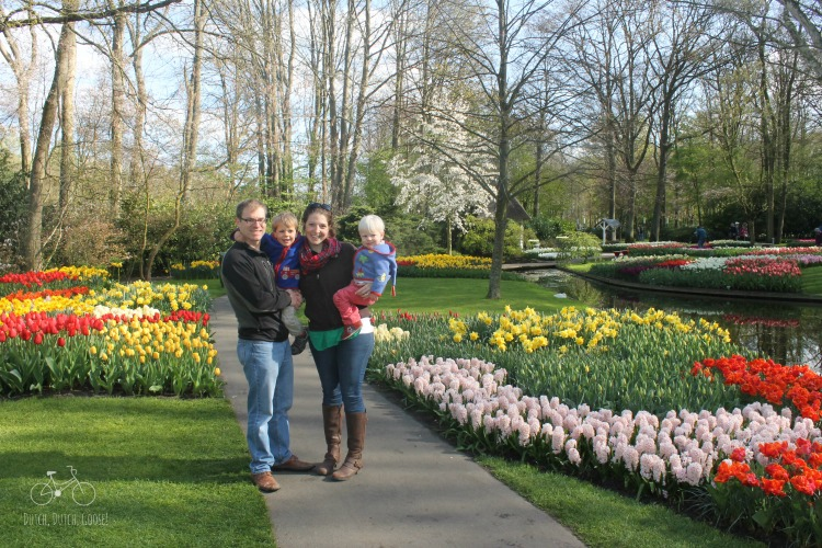 Family Photo April