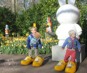 Miffy House at Keukenhof