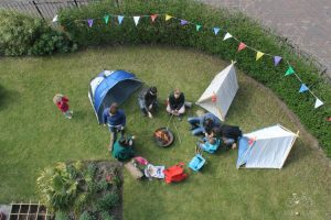 Camp Overhead View