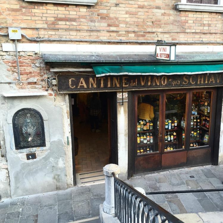 Cantine del Vino Venice
