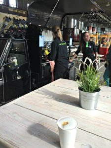 Day Out with Thomas Coffee Cart