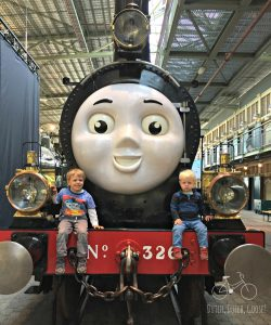 Day Out with Thomas Emily