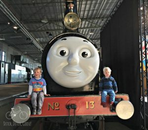 Day Out with Thomas Engine 13