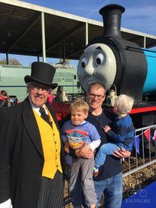Day Out with Thomas - Fat Controller