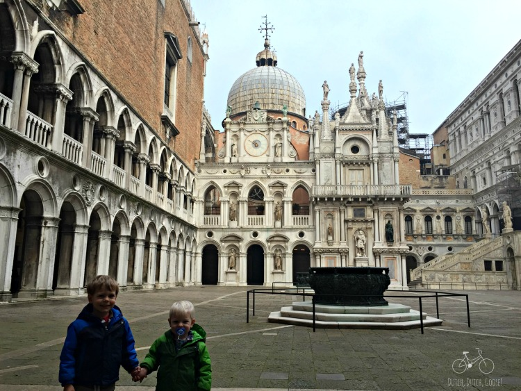 Doge's Palace with Kids