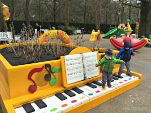 Efteling Giant Piano