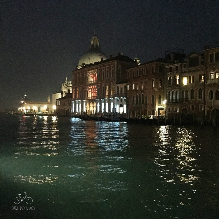 Grand Canal Night Ride