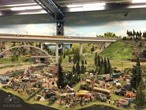 Miniature Wunderland Campground