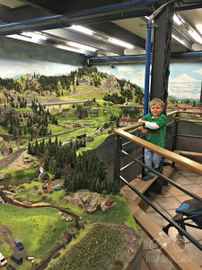Miniature Wunderland with Kids