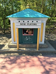 Theater Playground Ticket Booth