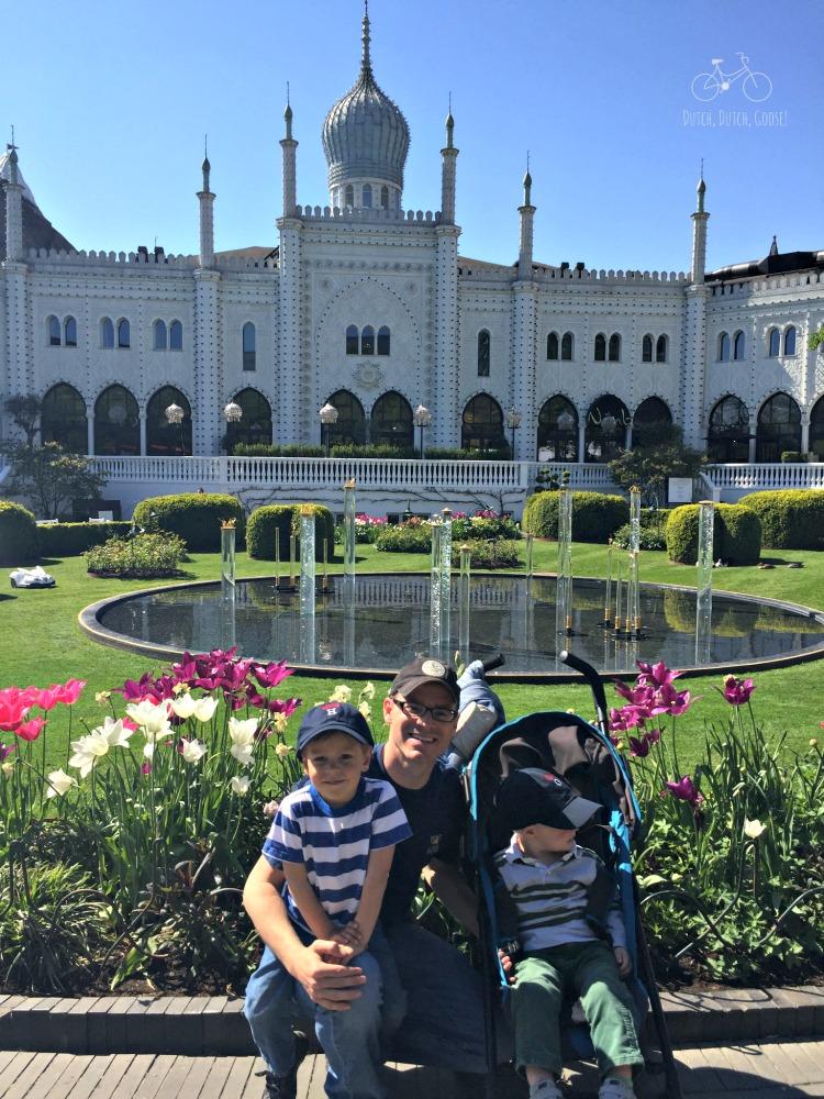 Tivoli Gardens Moorish Palace