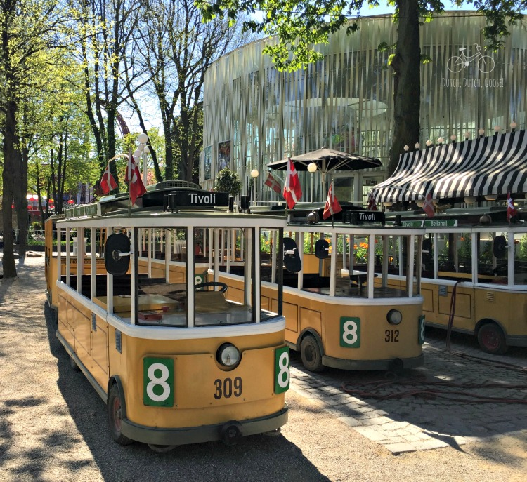 Tivoli Trolley Bus Ride