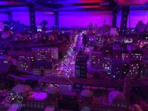 Twilight in Miniature Wunderland