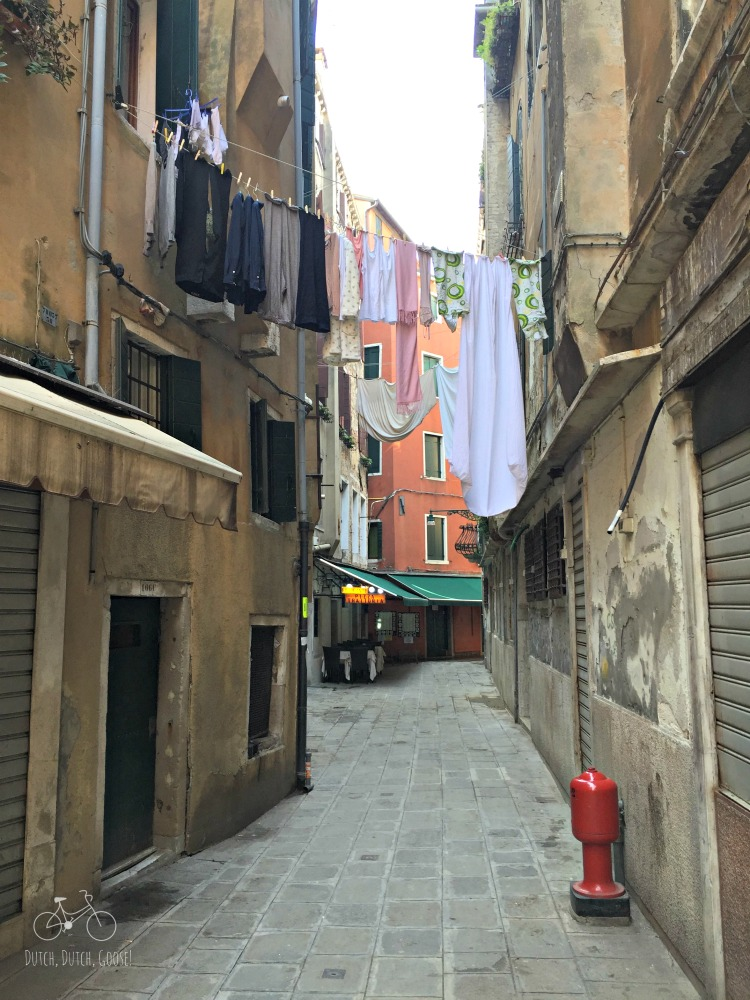 Undiscovered Streets of Venice