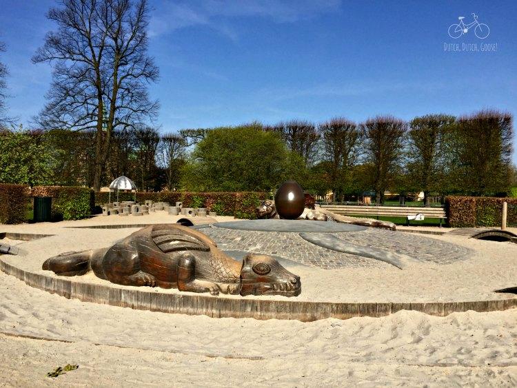 1 Copenhagen Dragon Playground