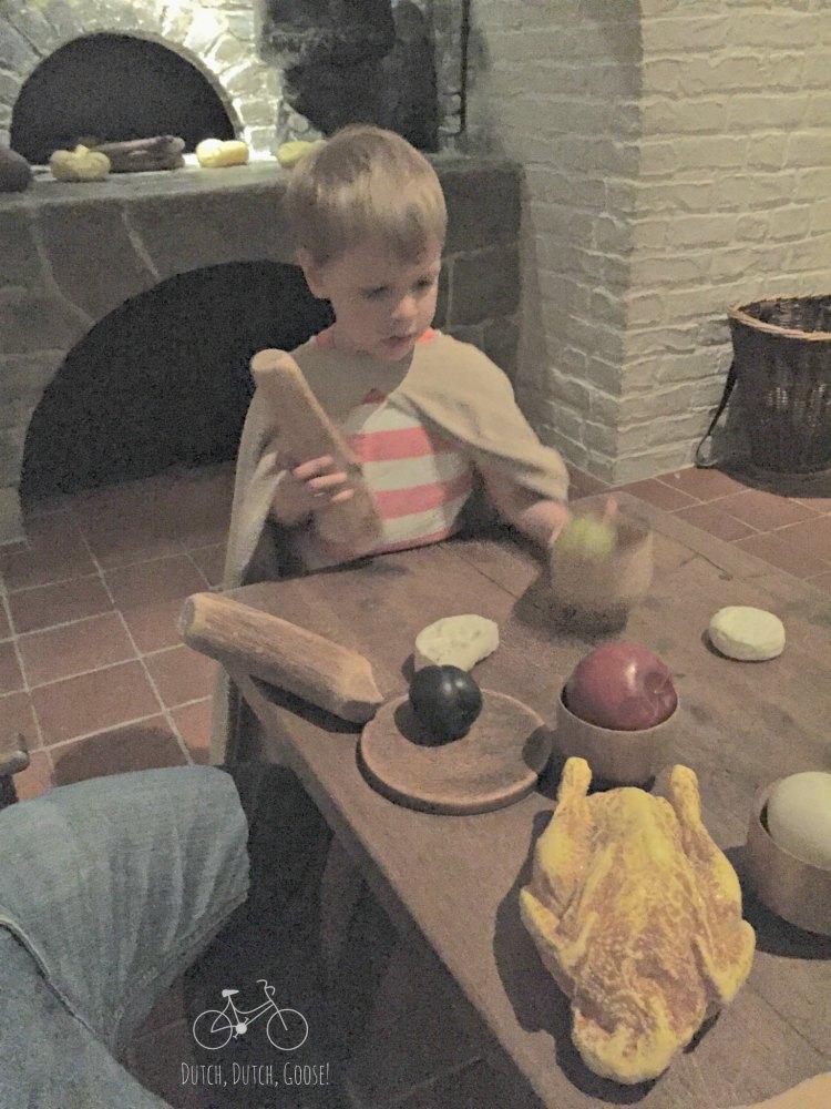 1 Copenhagen Midevil Kitchen