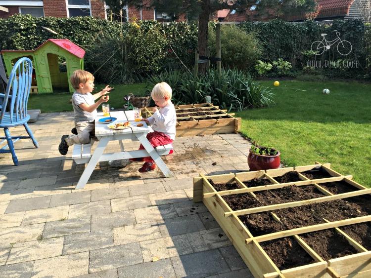 AH Garden Planter Boxes