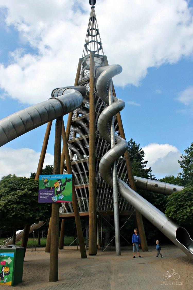 Avifauna Tower of Slides