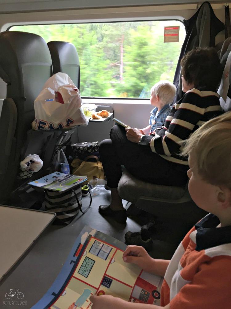 Bergan Train Family Car