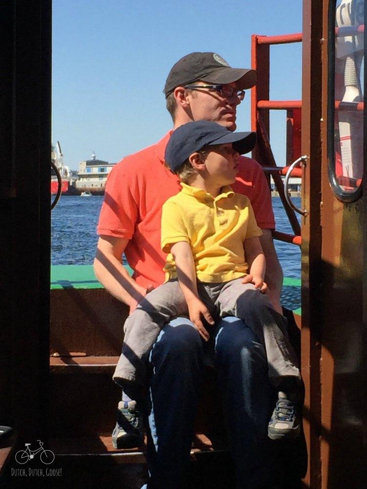 Bergen Boat Ride