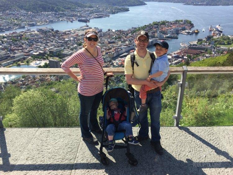 Bergen Family Photo