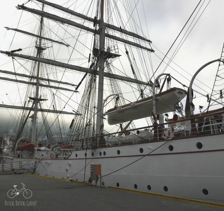 Bergen Sailing Ship