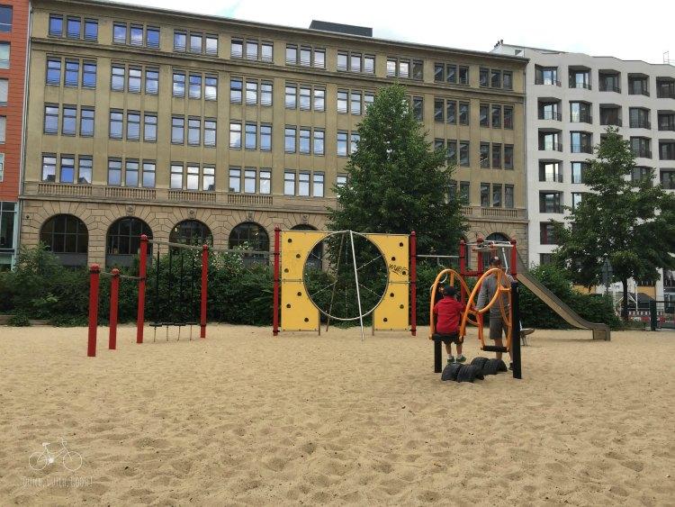 Berlin Hotel Playground