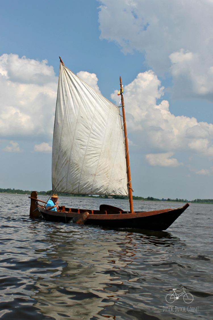 Boat on Lake Geithorn