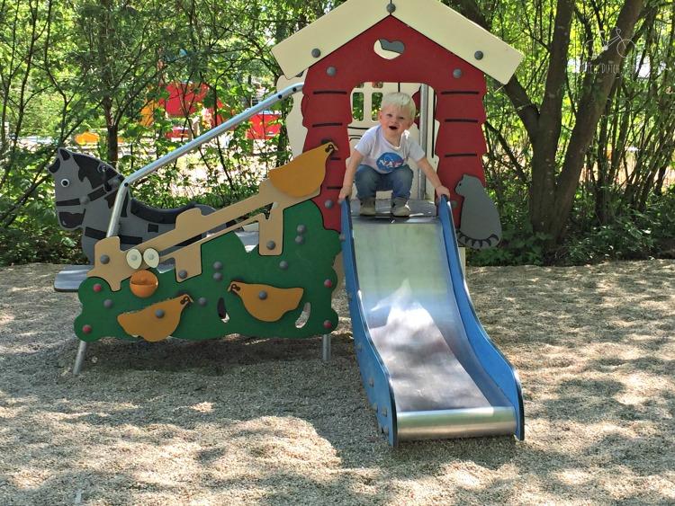 Egeskov Castle Little Playground