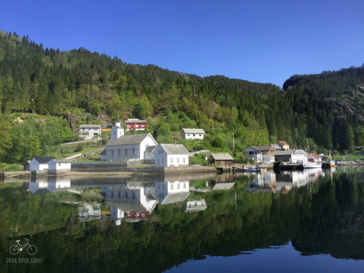 Fjord Town Norway