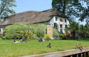 Giethoorn Houses