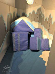 Ice Play Area Ship Museum