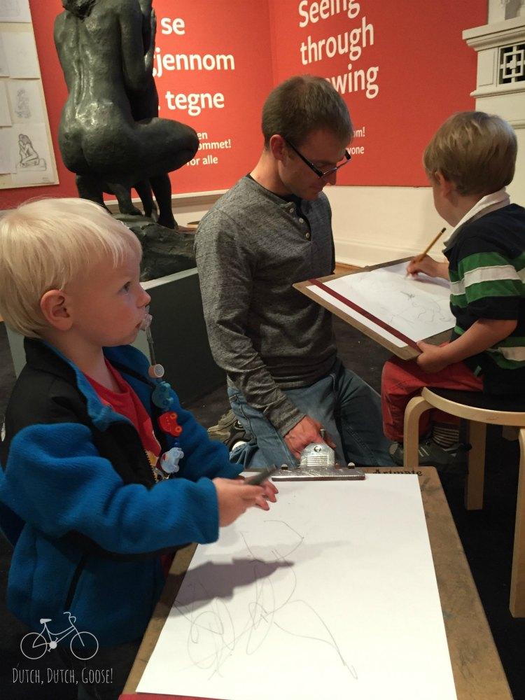 Kids Art Oslo