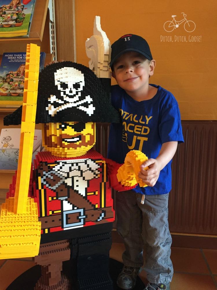 Legoland Billund Pirate Fun