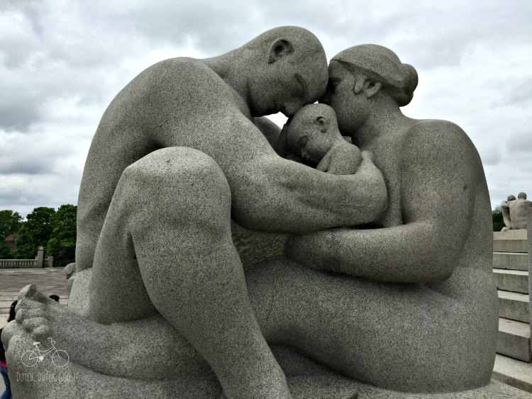 New Family Statue
