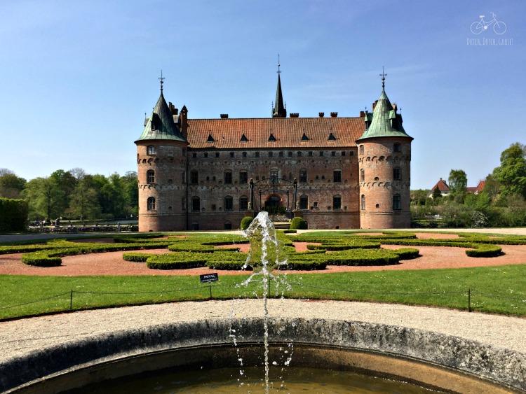 Renaissance Garden at Egeskov Castle