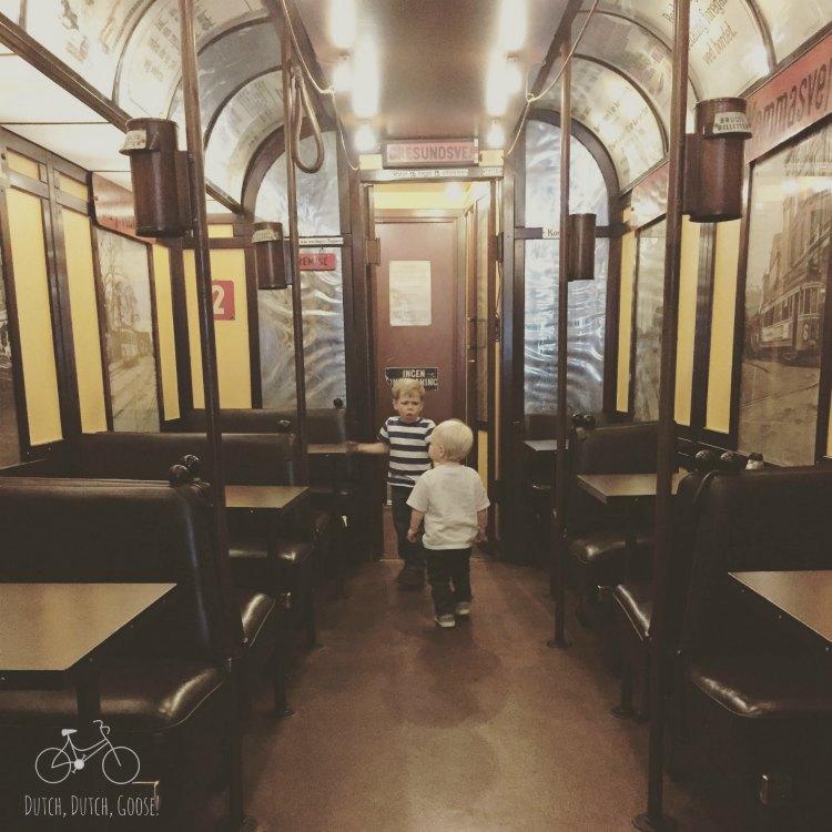 Tram Car Restaurant Copenhagen