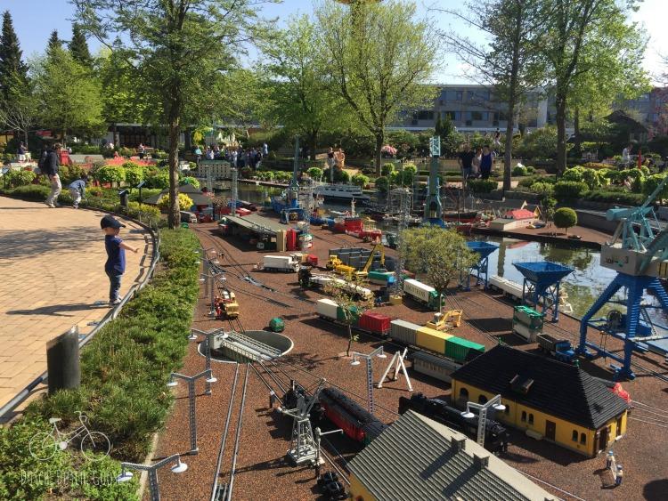 Transportation Love at Legoland Billund