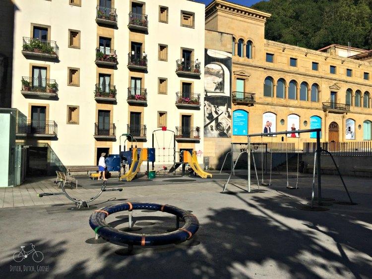 Art Museum Playground