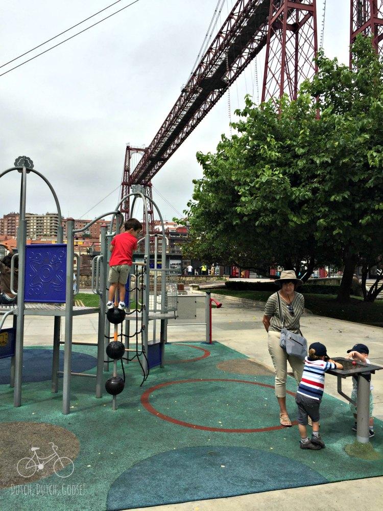 Bilbao Bridge Playground